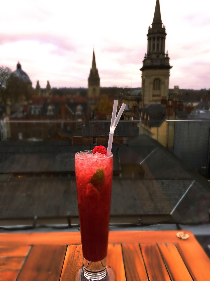 Things to do when inOxford