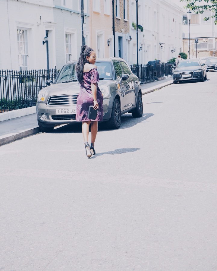 Bardot African PrintDress