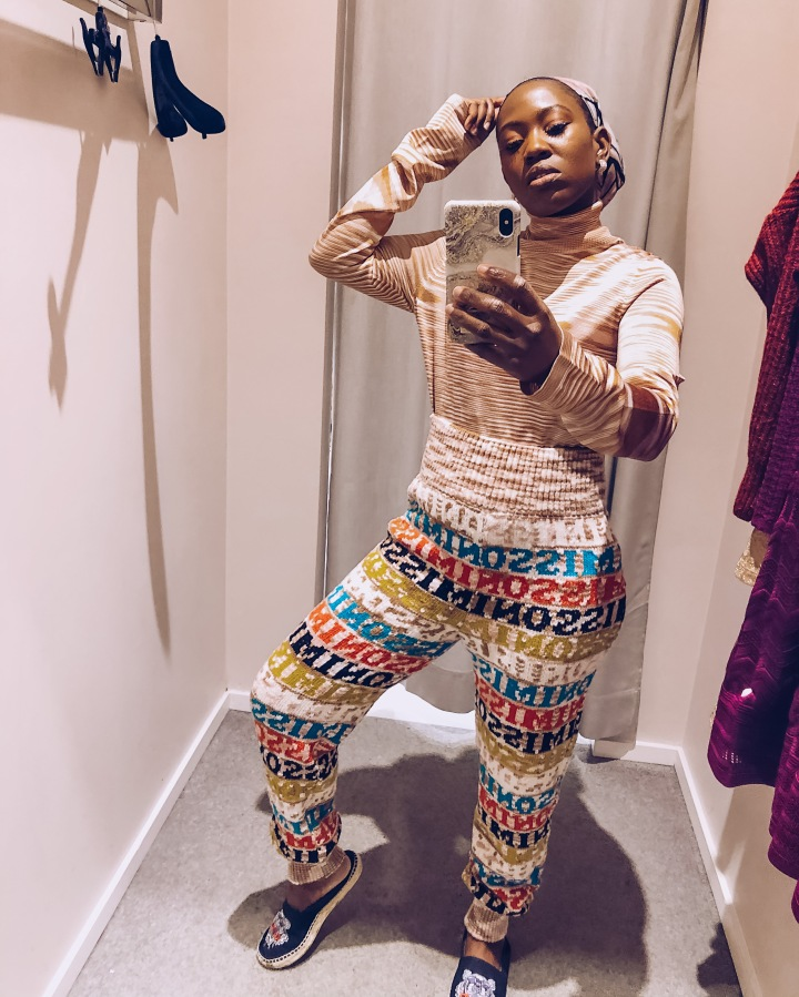Come Shop with me – Missoni