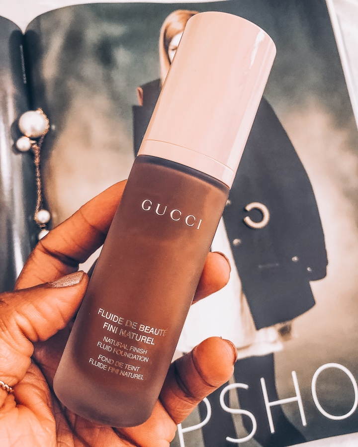 Gucci Foundation Review on Normal to dry Skin