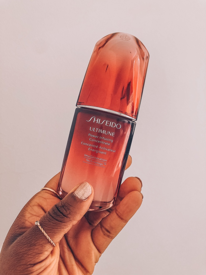 SHISEIDO ULTIMUNE POWER INFUSING CONCENTRATE –REVIEW