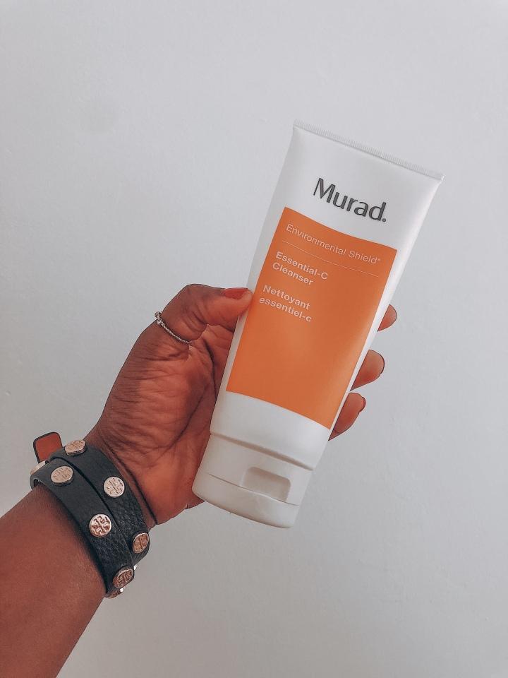 MURAD Essential-C (VIT C) CLEANSERREVIEW